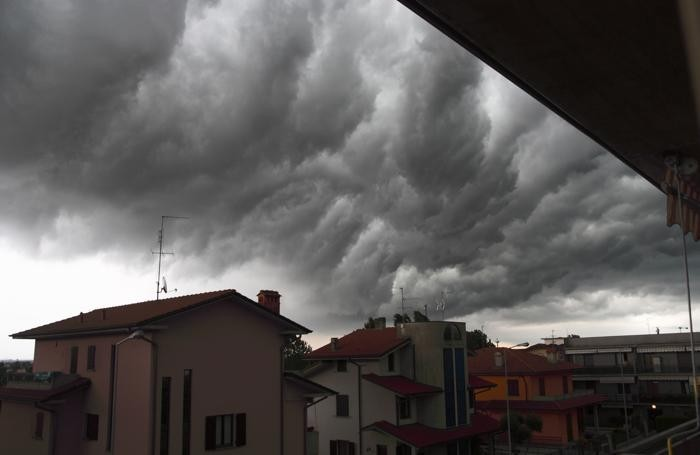 Protezione Civile, allerta maltempo anche in Abruzzo