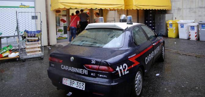 Pescara, tentano rapina ma non trovano nessuno