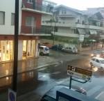 allagamenti zona Portanuova Pescara