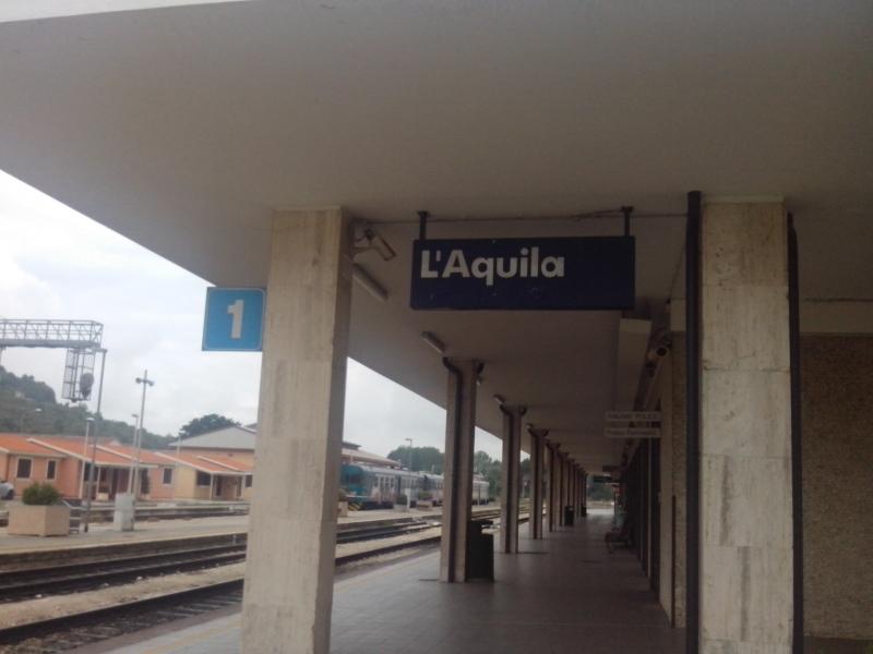 L'Aquila, riqualificazione aree urbane: firmato accordo con Fs