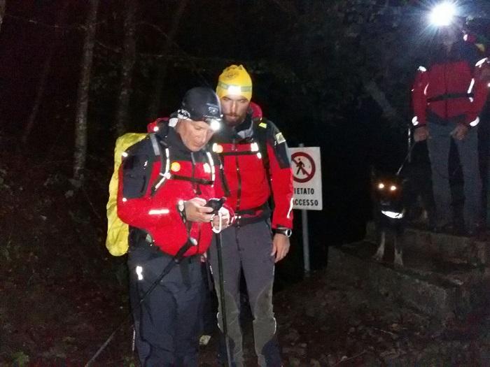 Monti Laga: ritrovati fungaioli dispersi