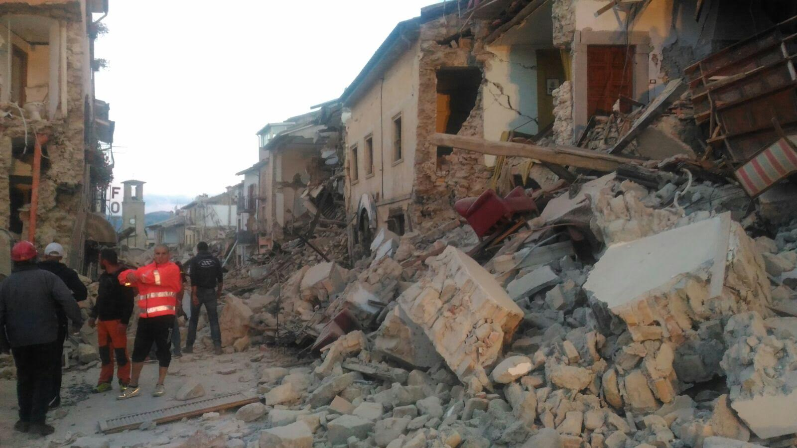 Terremoto, il super perito è dell'Università de L' Aquila
