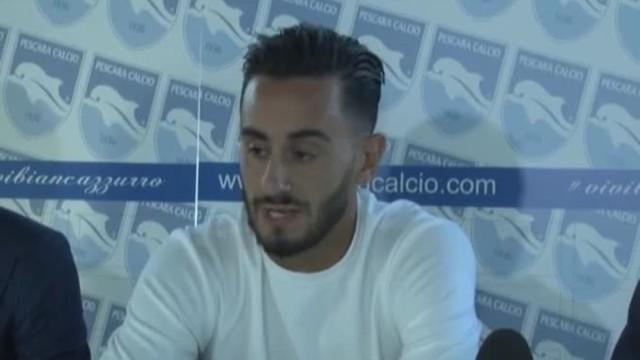 Pescara Calcio, Aquilani tesserato