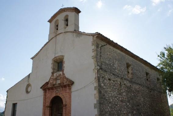 Terremoto, danni in chiesa del '400 a Torricella