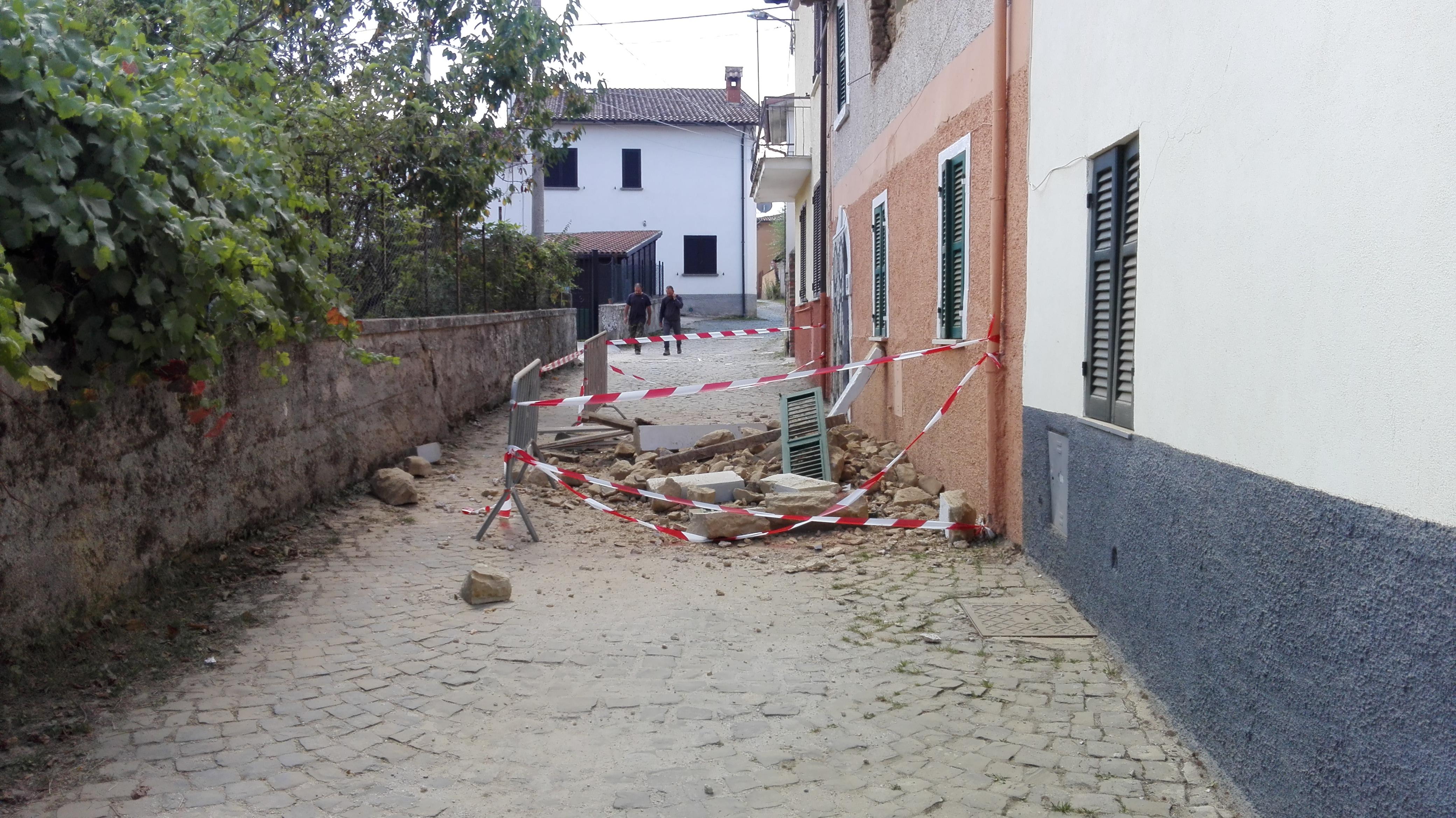Sisma centro Italia: non tutti i 5 Comuni abruzzesi nel cratere