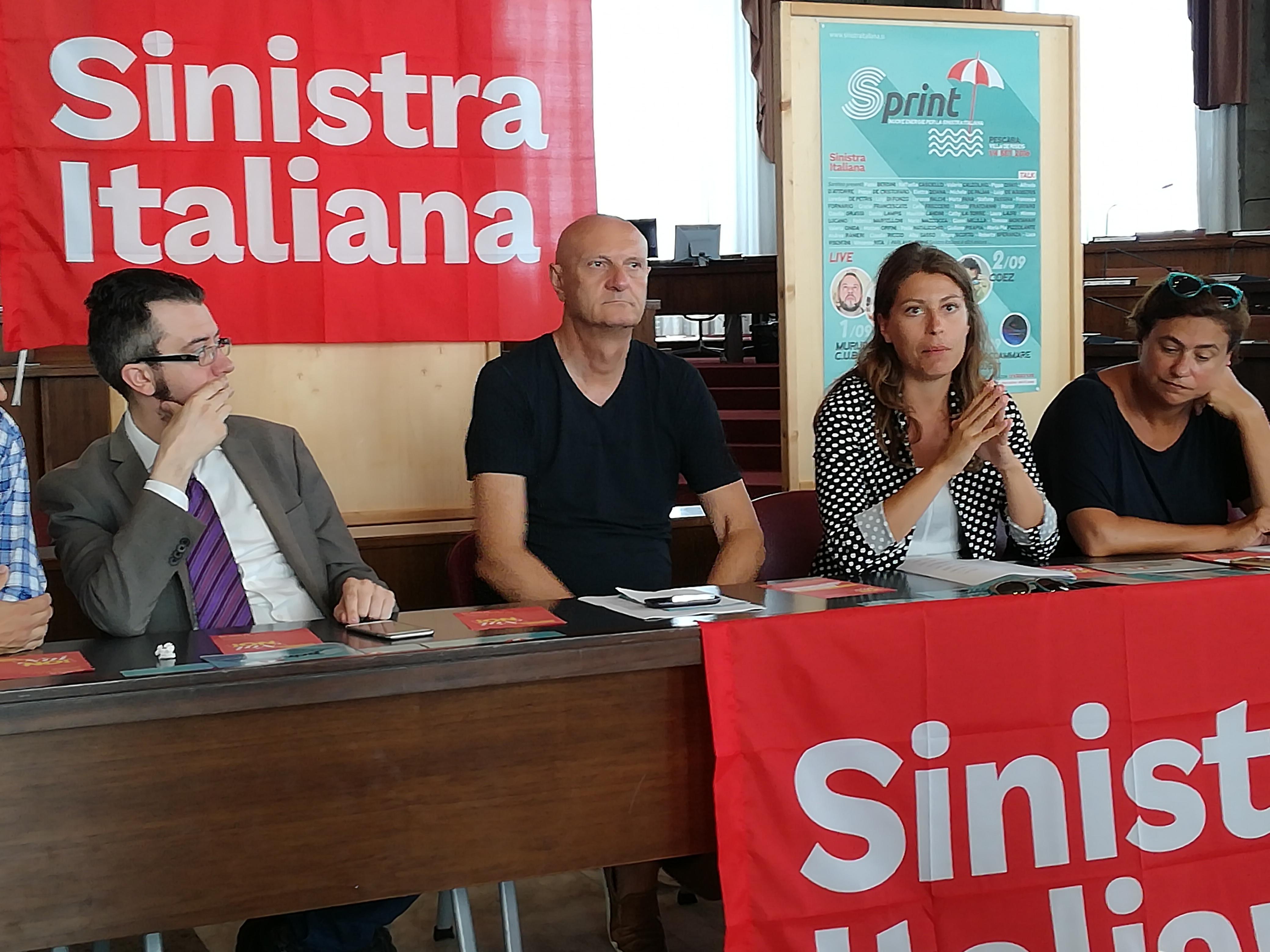 Sinistra Italiana, a Pescara la prima festa nazionale
