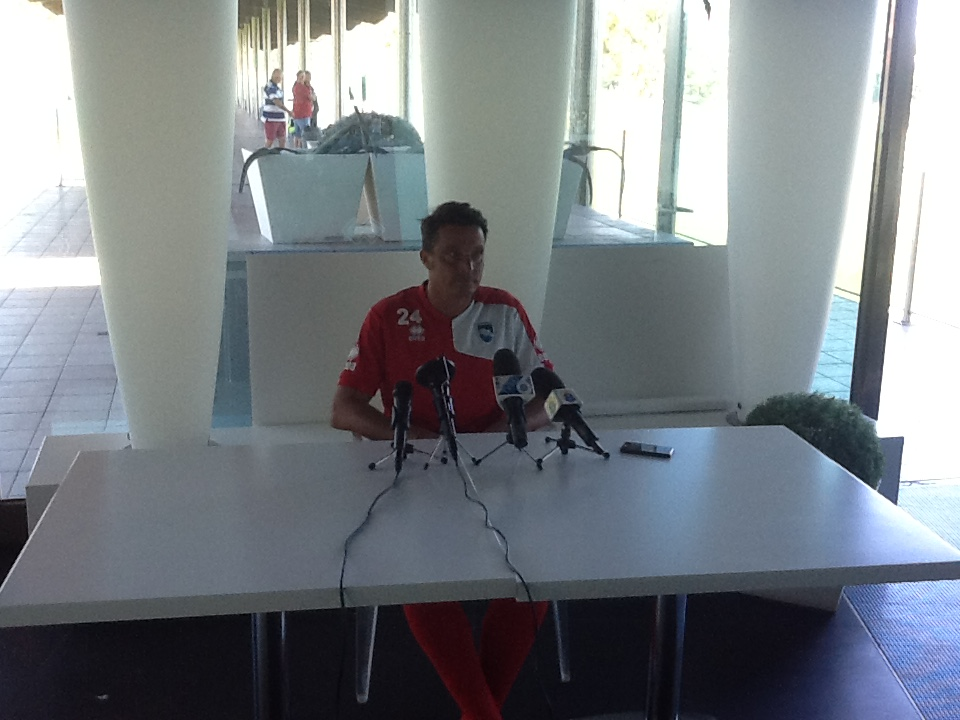 Tim Cup – Pescara Frosinone, la vigilia