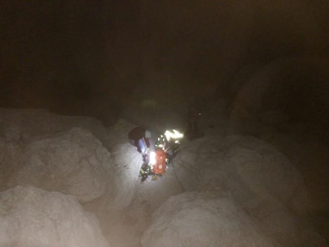 Gran Sasso: Recuperati 3 escursionisti sul Monte Prena