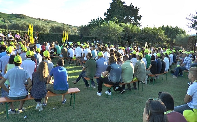 Coldiretti Abruzzo, proclamati i vincitori degli Oscar Green