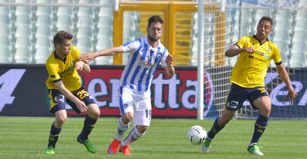 Pescara calcio, torna Pettinari