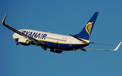 Crisi Ryanair, salvi i voli dall'aeroporto d'Abruzzo