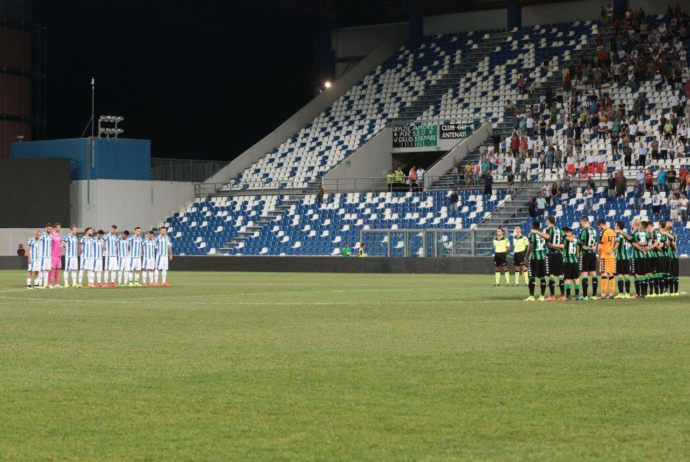 Pescara calcio, che rabbia !