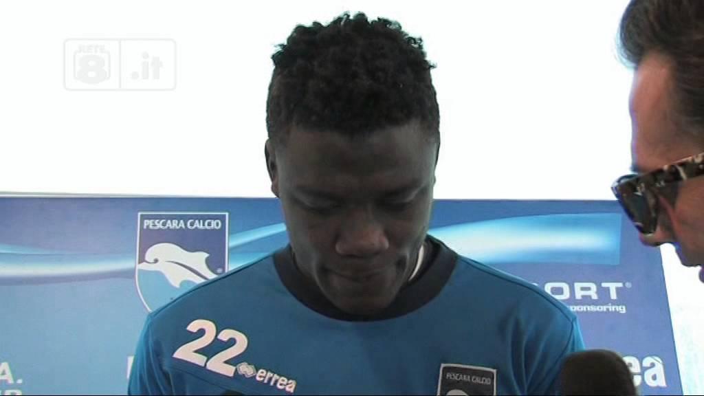 Pescara calcio, quasi fatta per Selasi al Novara