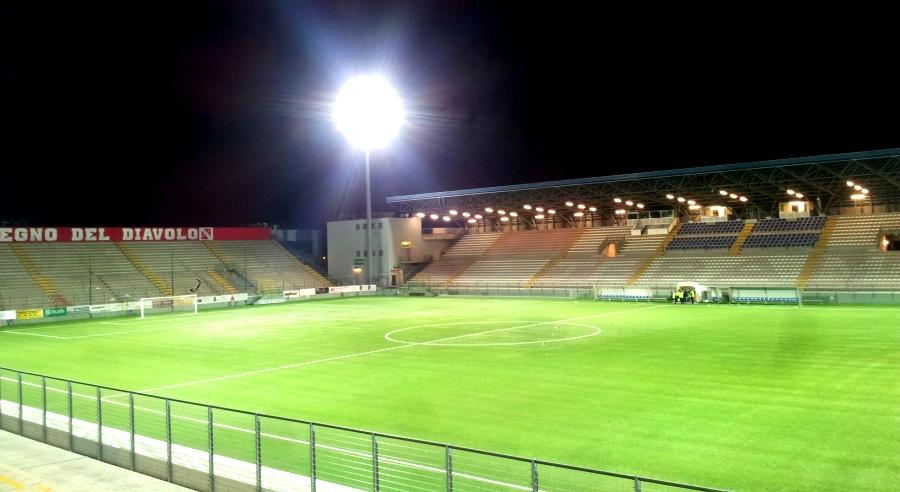 Calcio – Teramo: col Perugia prove di campionato