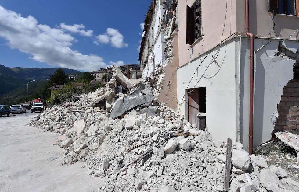 Terremoto Centro Italia: Più di 500 scosse. L'ultima ad Accumoli