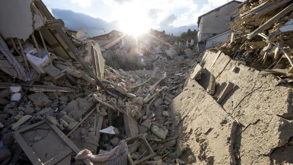 Terremoto: I cacciatori abruzzesi per Amatrice