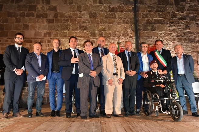 A Fossacesia premiati gli ambasciatori d'Abruzzo