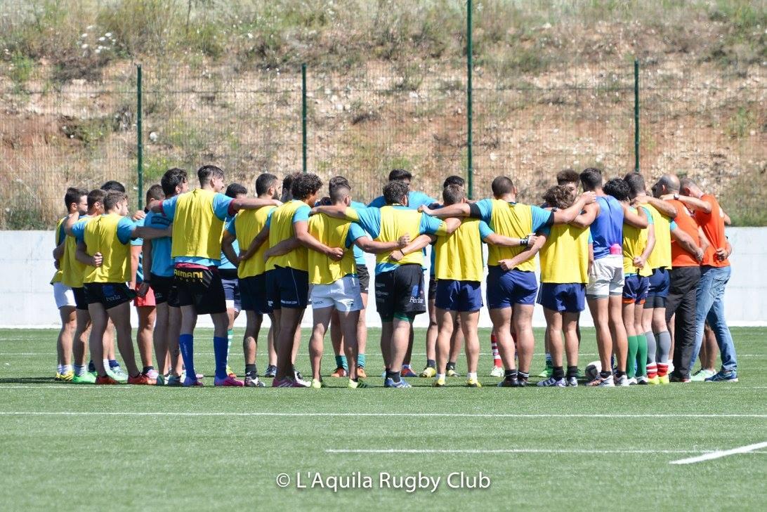 Rugby – L'Aquila: tra allenamenti e mercato