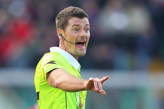 Serie A – L'arbitro di Pescara Napoli
