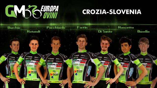 Ciclismo – GM Europa Ovini in Croazia-Slovenia