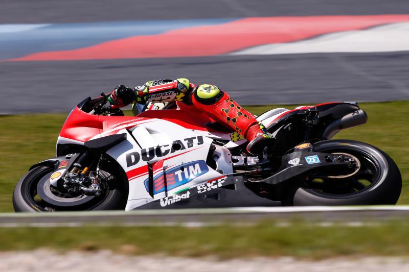 MotoGP Iannone – Andrea c'è, le gomme no