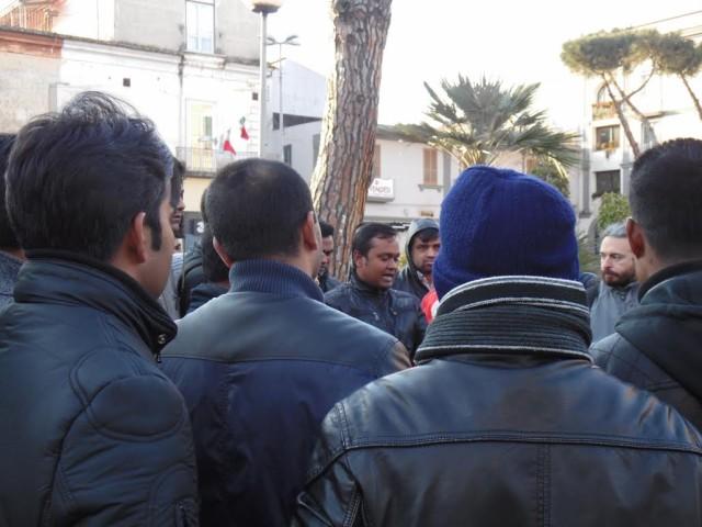 Lanciano, primi migranti arrivati a Villa Elce