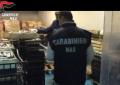 Nas in lidi Abruzzo, sequestrate 2,5 tonnellate cibo
