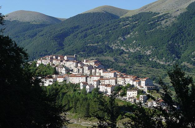 Terremoto Centro Italia: i danni in Abruzzo