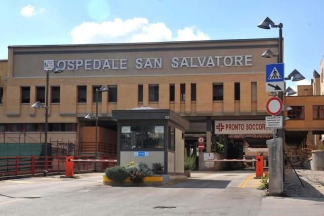 Sisma: Comandante CC visita feriti in ospedale L'Aquila