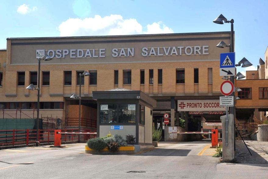 Terremoto Centro Italia: nuovi accessi in ospedale a L'Aquila