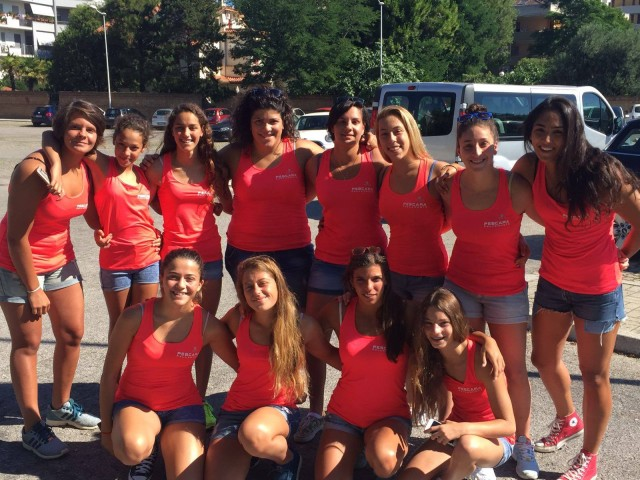 Pallanuoto Donne – Pescara: da giovedì in vasca