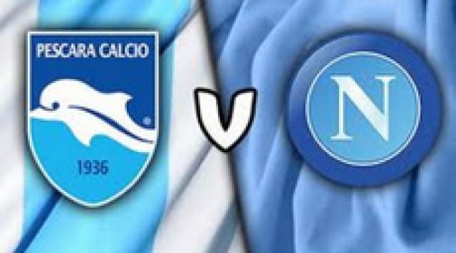 Serie A Pescara Napoli – Risultato finale 2-2