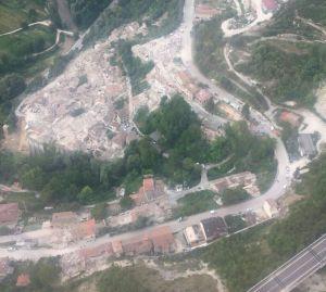 Terremoto Centro Italia: Raccolta aiuti per Pescara del Tronto