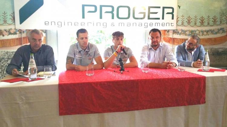 Basket A2 – Proger, presentati Venucci e Antonicelli