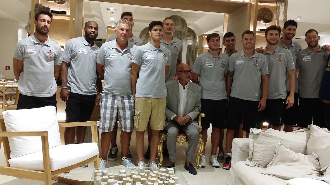 Basket A2, Proger Chieti: è iniziata la nuova stagione