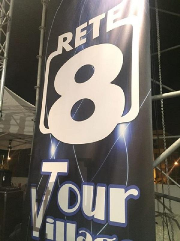 Fossacesia: nel week-end Rete8 Tour Village