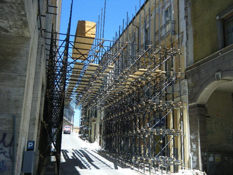 L'Aquila, ricostruzione: verso il commissariamento dei consorzi