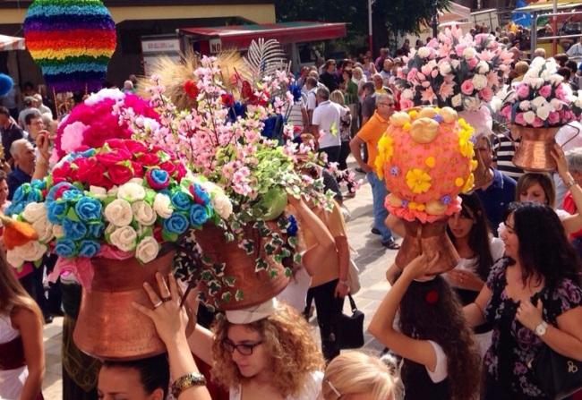 In migliaia alla festa di San Rocco a Roccamontepiano