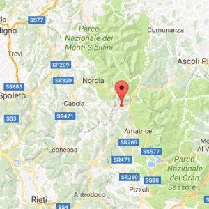 Sopralluoghi in Abruzzo dopo il Terremoto del 24 Agosto