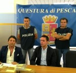 sequestro droga Pescara