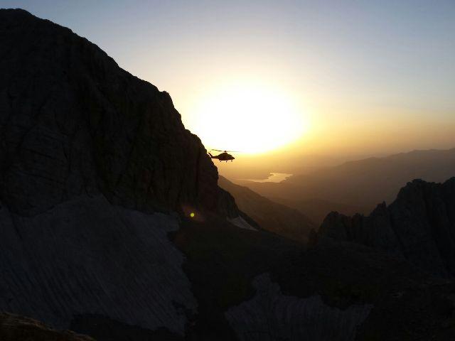 soccorso alpino tramonto2
