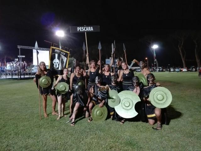 San Felice Circeo, Pescara terza a Italia Gioca