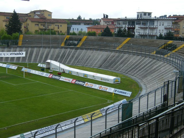 Lanciano, calcio game over ?