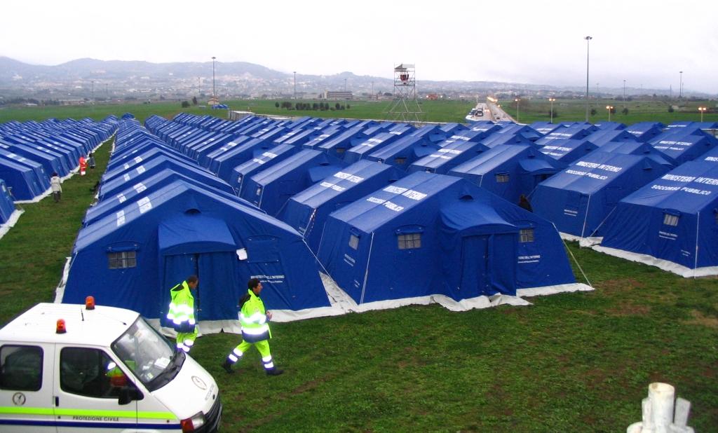 Terremoto, 472 persone assistite in Abruzzo