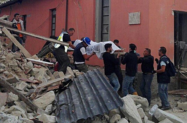 Terremoto Centro Italia: Lo sfogo del sindaco di Accumoli