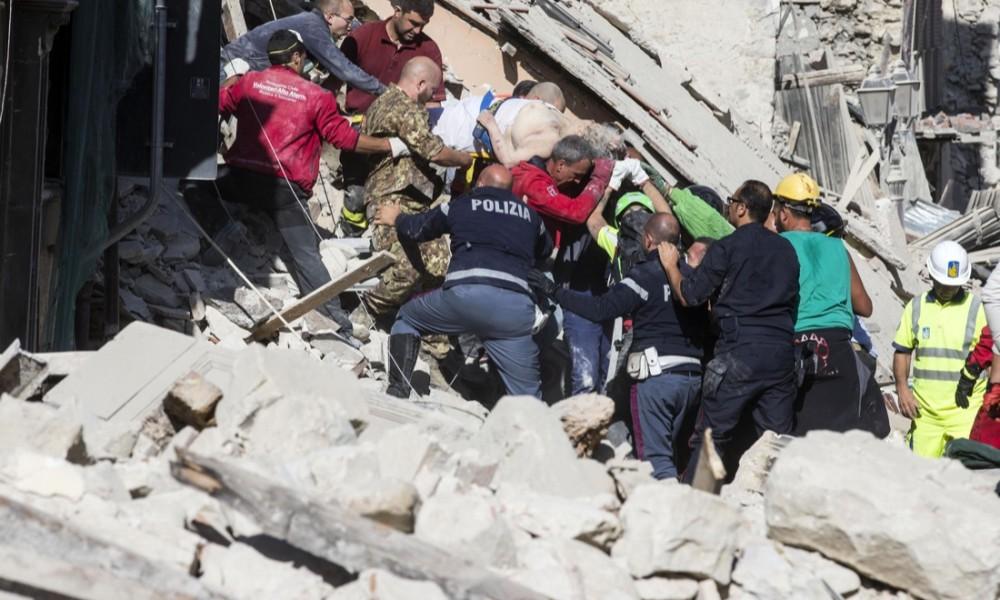 Terremoto: altri 6 feriti, di cui 3 bimbi, a L'Aquila
