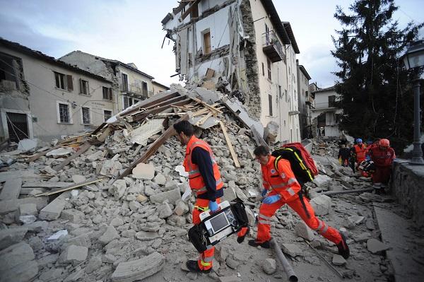 Terremoto: i sindacati a Teramo lanciano raccolta fondi