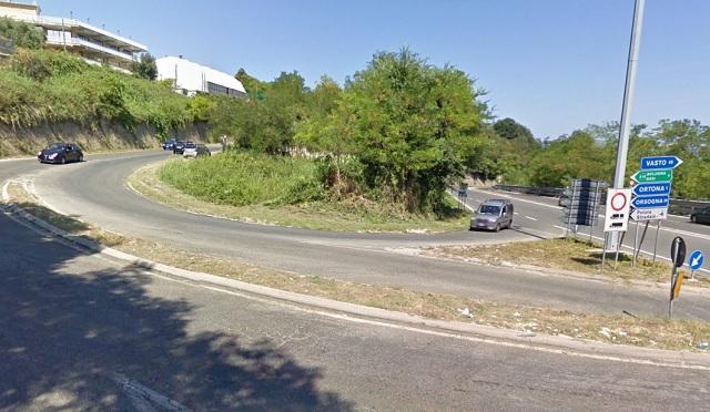400mila euro per consolidare la strada Ortona – Porto