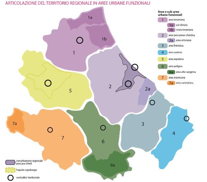 """Dalle Province alle AFU, l'Abruzzo del 2020 sarà """"diviso sette""""?"""