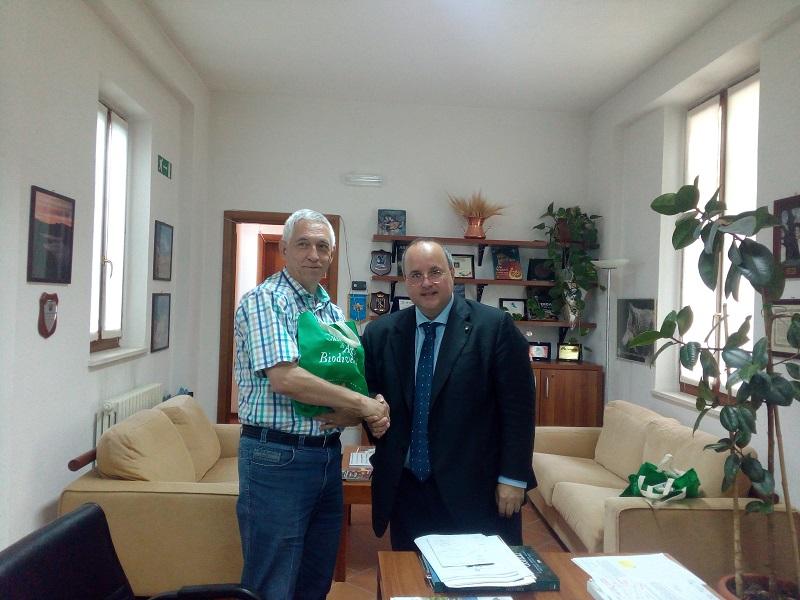Parco Gran Sasso: la solidarietà di Europarc Federation